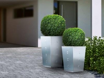 pflanzk bel von kreiselmeyer design i jetzt g nstig online kaufen kreiselmeyer design onlineshop. Black Bedroom Furniture Sets. Home Design Ideas